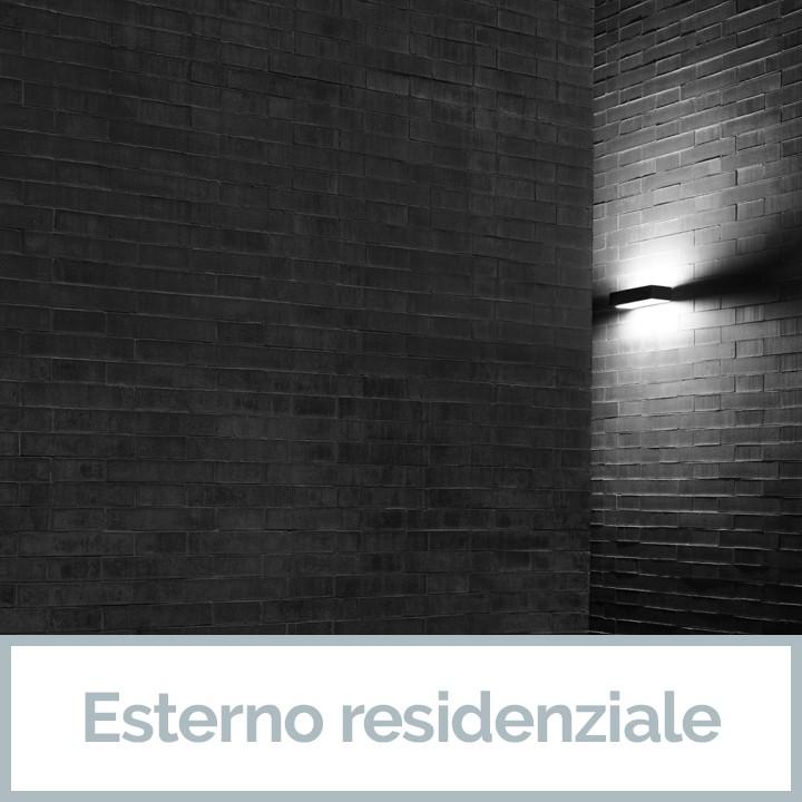 Illuminazione per esterno residenziale da Veglio Aldo il meglio dell'Illuminazione Torino e dei lampadari Torino