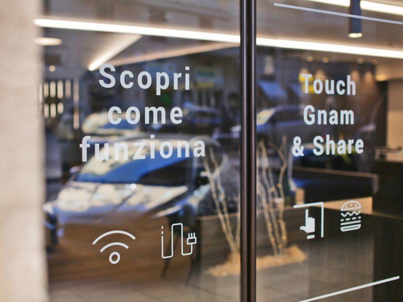 Workeat Roma Stazione Termini: uno dei lavori progettati e realizzati dagli illuminotecnici di Veglio Aldo