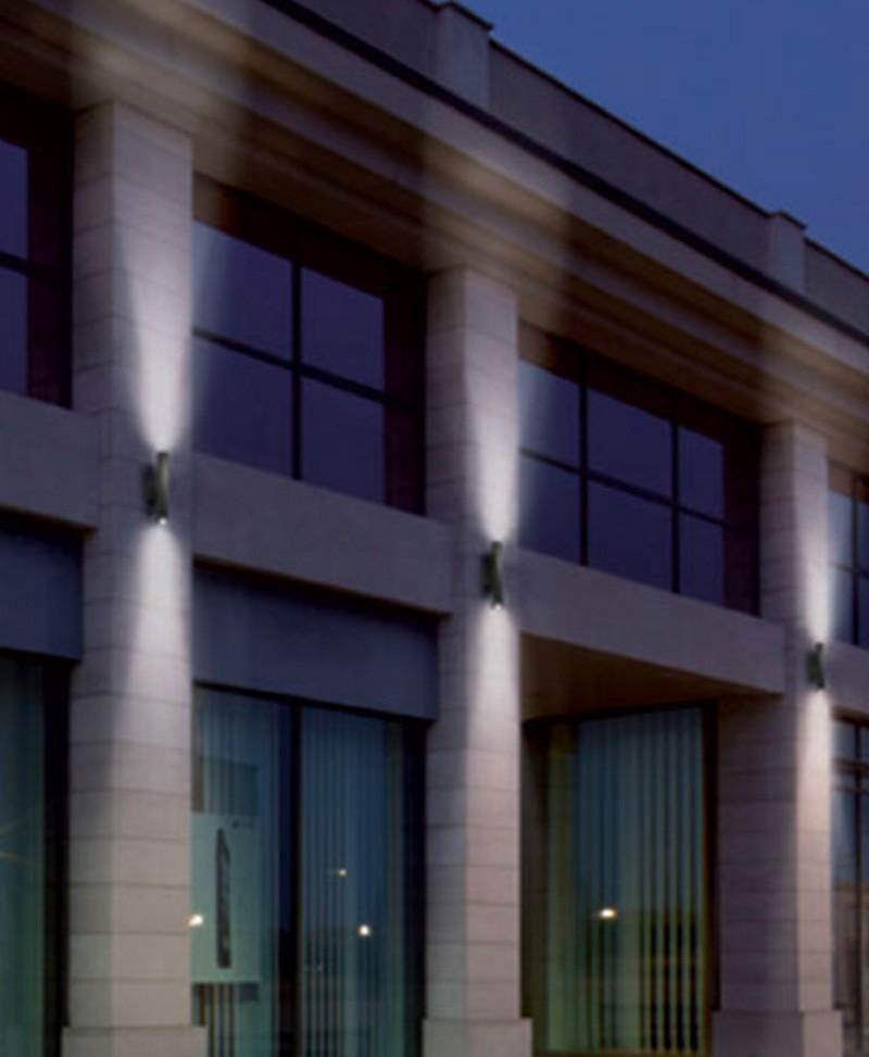 Goccia Corinthia: lampade da esterni. Il meglio dell'illuminazione Torino da Vegliolux, un marchio del gruppo Idrocentro