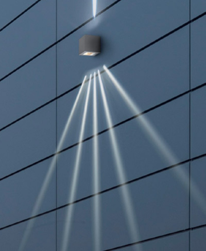 Goccia K3 Writer: illuminazione architetturale Torino, Cuneo e Genova da Vegliolux by Idrocentro