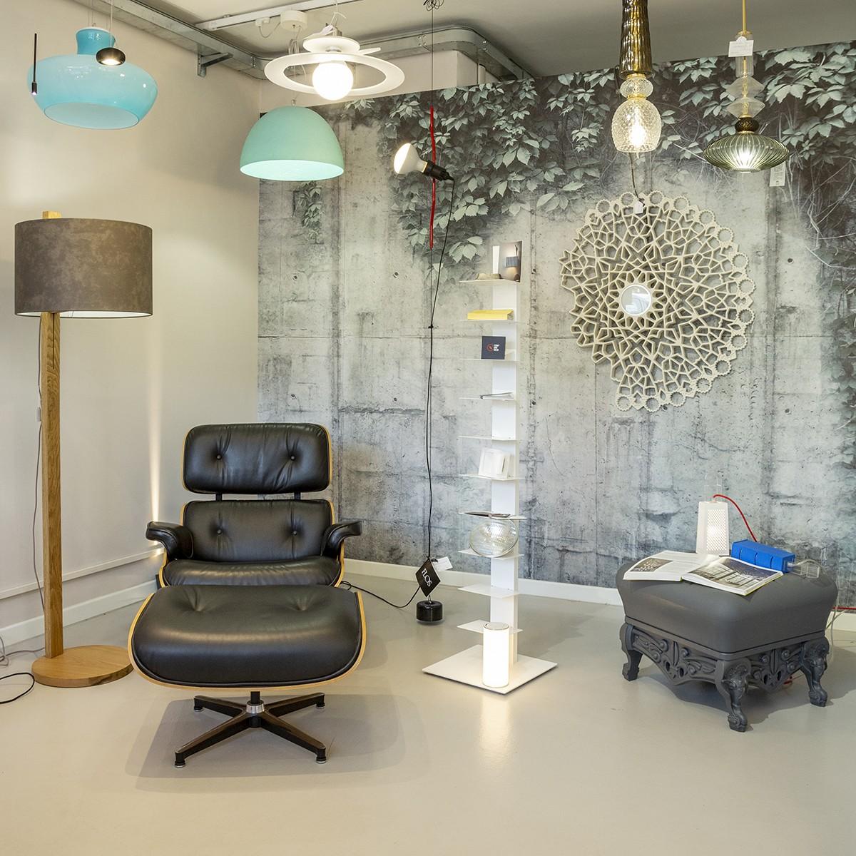 Gli showroom di Veglio dove vedere dal vivo lampadari, plafoniere e tutto il meglio dell'illuminazione Torino