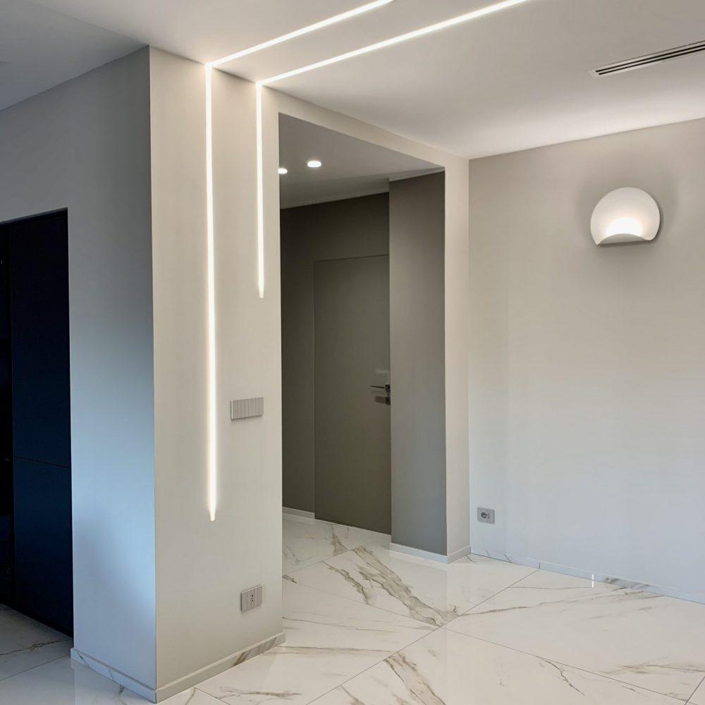 Profili illuminazione da Vegliolux Cuneo - lampadari e luce 4