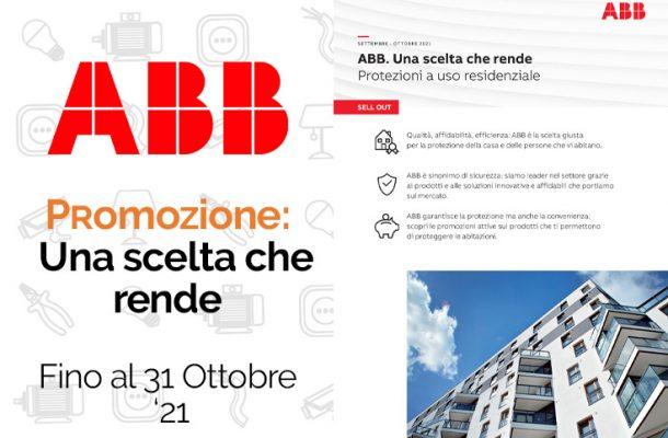 Abb: la promozione su protezioni a uso industriale. Da Vegliolux e Idrocentro