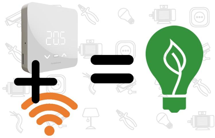 Cronotermostati smart da Veglio Aldo Torino: risparmio energetico con il c800WIFI