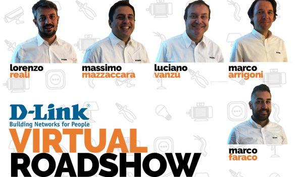 D-Link Roadshow: da Veglio Aldo il meglio di modem wi-fi, router Torino