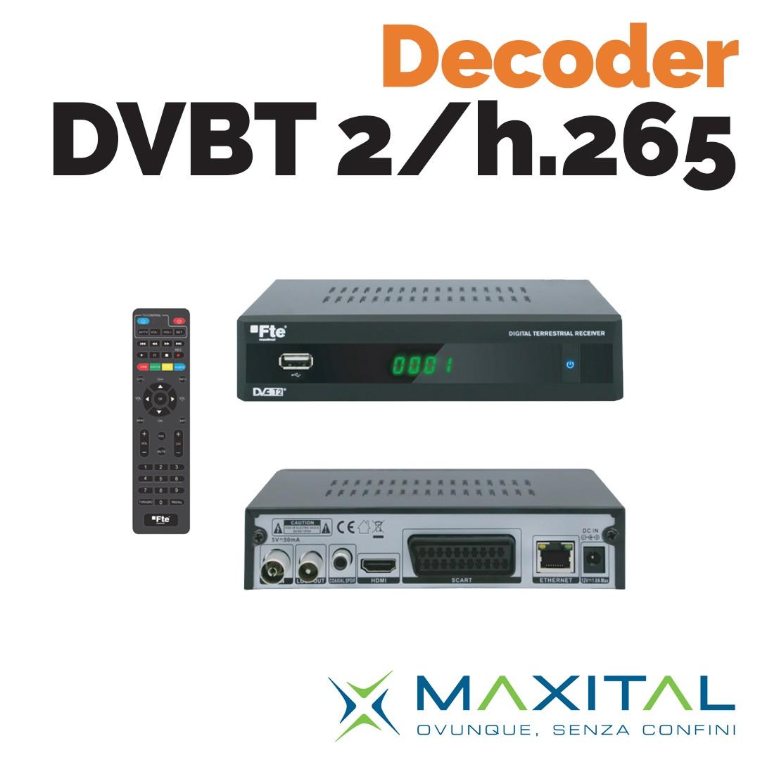 Decoder 2.0 digitale terrestre: da Vegliolux e Idrocentro