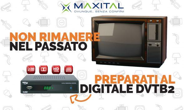 Maxital: decoder per digitale terrestre 2.0 da Vegliolux e Idrocentro