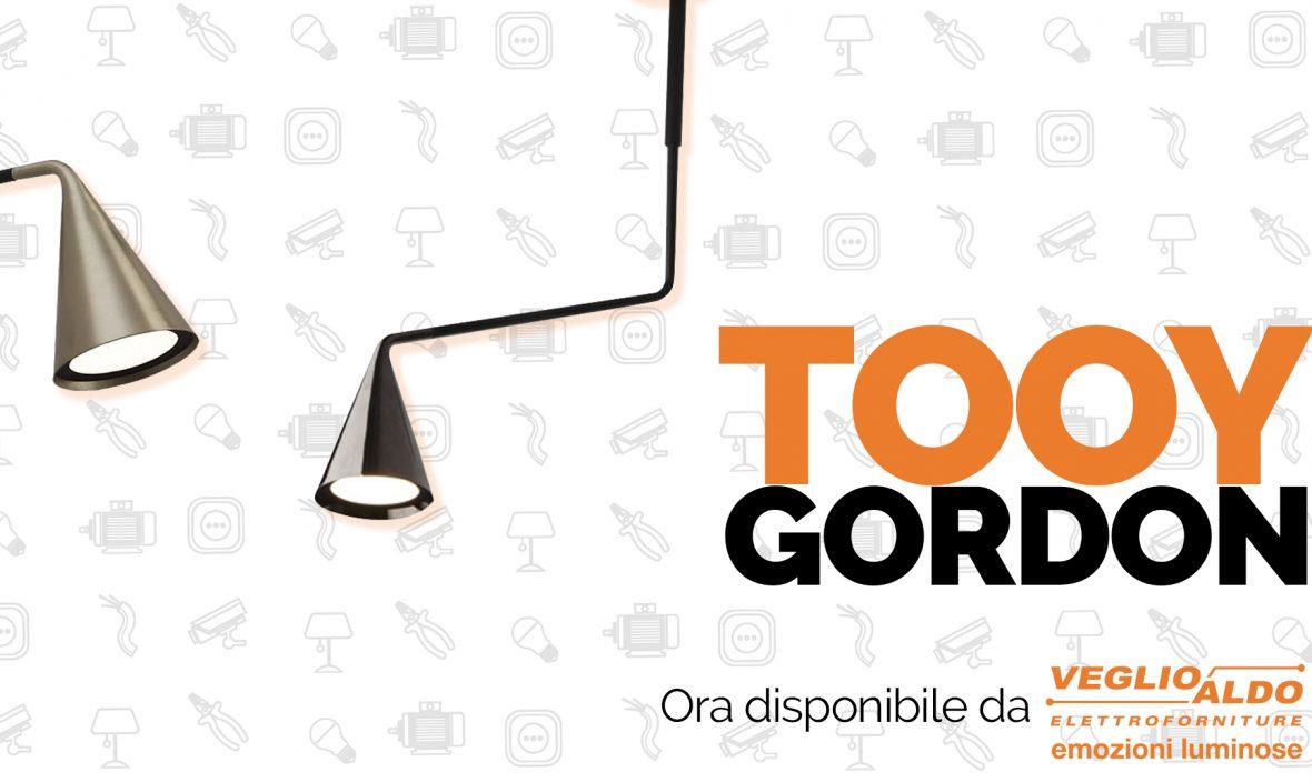 Tooy Gordon: lampadari da Veglio Aldo, il meglio per l'illuminazione Torino