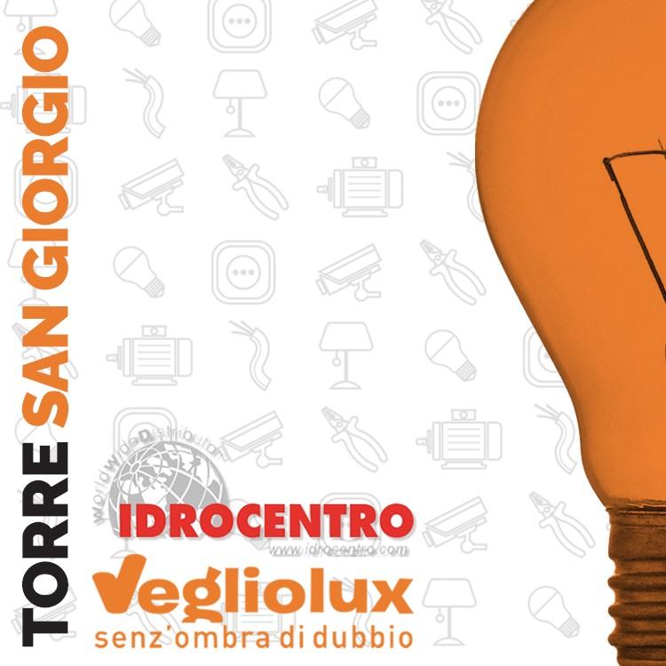 Torre San Giorgio: un punto vendita di Vegliolux per Illuminazione e elettroforniture