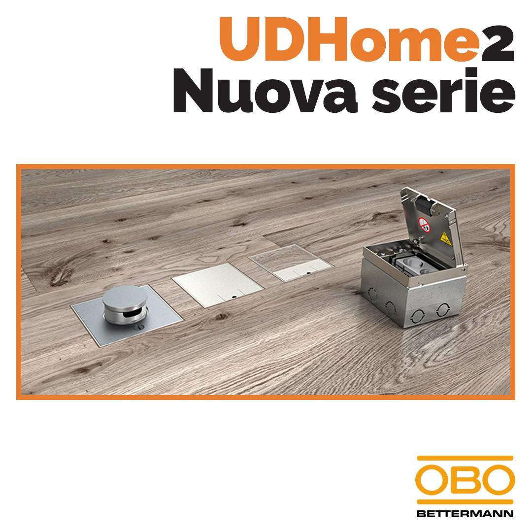 UDhome 2 la novità Obo da Vegliolux