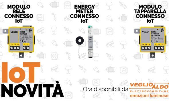 Domotica Torino: da Veglio Aldo srl tutte le novità Vimar